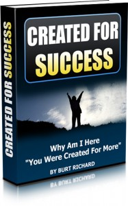 Created For Success - You Were Created for More